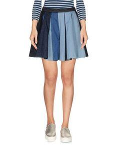 Джинсовая юбка Dsquared2
