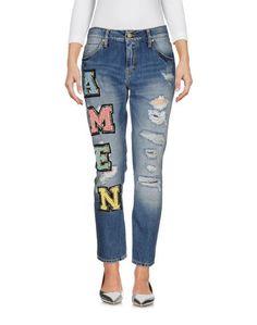 Джинсовые брюки .Amen.