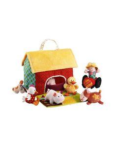 Игрушки для малышей Lilliputiens