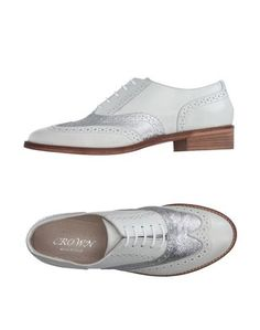 Обувь на шнурках Crown