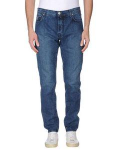 Джинсовые брюки Luigi Borrelli Napoli