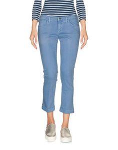 Джинсовые брюки-капри Kaos Jeans