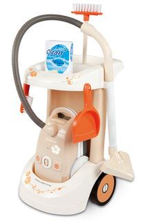 Тележка для уборки Smoby