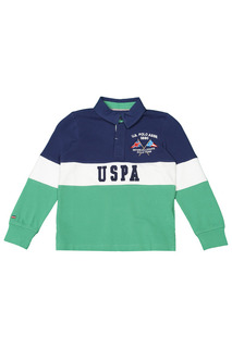 Поло-лонгслив U.S. Polo Assn.