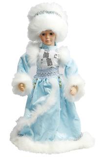 Снегурочка в голубом  40 см НОВОГОДНЯЯ СКАЗКА