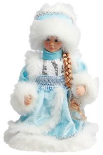 Снегурочка в голубом  30 см НОВОГОДНЯЯ СКАЗКА