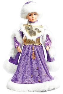 Снегурочка в фиолет. 40 см НОВОГОДНЯЯ СКАЗКА