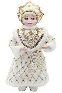 Кукла Снегурочка 36 см НОВОГОДНЯЯ СКАЗКА