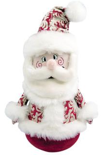 Кукла Дед Мороз 35 см, красн. НОВОГОДНЯЯ СКАЗКА