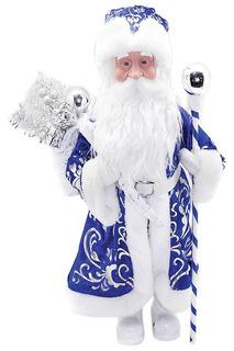 Кукла Дед Мороз 43 см НОВОГОДНЯЯ СКАЗКА