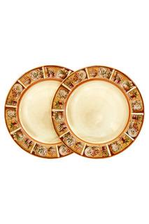 Набор 2 десертные тарелки LCS