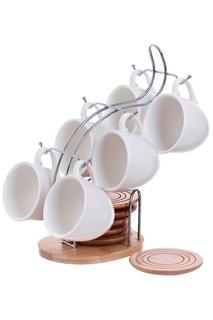 Кофейный набор 12 пр. Best Home Porcelain