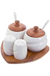 Специи, 2 пр. две сахарницы Best Home Porcelain