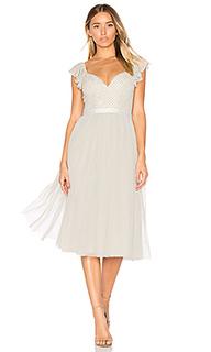 Платье миди swan - Needle & Thread