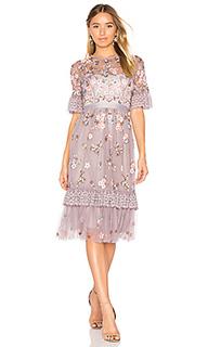 Платье ditsy scatter - Needle & Thread