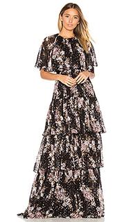 Вечернее платье prairie rose - Needle & Thread