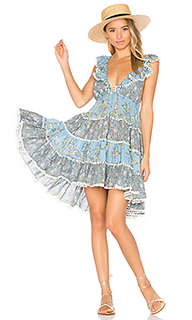 Caravan tiered sun dress - Zimmermann