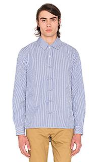 Рубашка на пуговицах chinese - CLOT