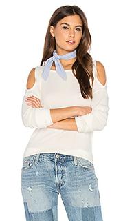 Cold shoulder loose knit top - Splendid
