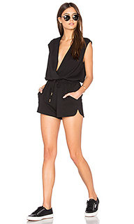 Draped romper - maven west