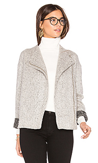 Asymmetric zip jacket - BCBGeneration