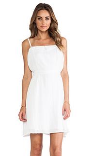 Плиссированное платье льняной - Line & Dot