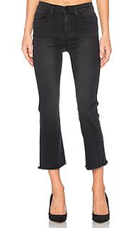 Укороченные джинсы-клеш emmanuelle - Siwy
