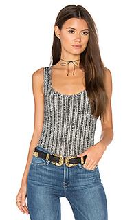 Sweater rib bodysuit - Eight Sixty