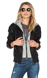 Куртка с капюшоном - BLANKNYC