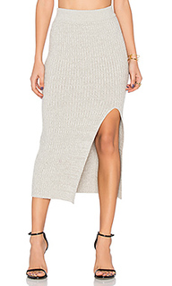Rib slit skirt - BCBGeneration