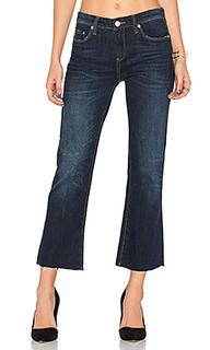 Укороченные джинсы-клёш - BLANKNYC