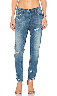 Потертые джинсы в мужском стиле - BLANKNYC