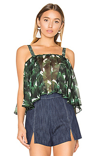 Ginkgo off the shoulder swimsuit - ADRIANA DEGREAS