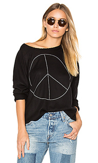 Кашемировый свитер peace - SUNDRY