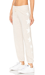 Side stars classic sweatpants - SUNDRY