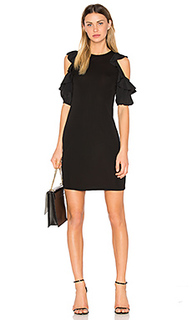 Open shoulder shift dress - No. 21