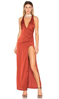 Вечернее платье hattie - NBD