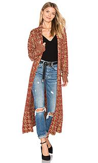 X revolve annie long knit coat - Tularosa