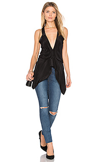 Fluid drape top - KITX