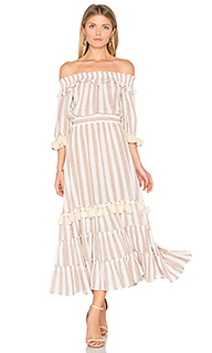 Платье ava - MISA Los Angeles