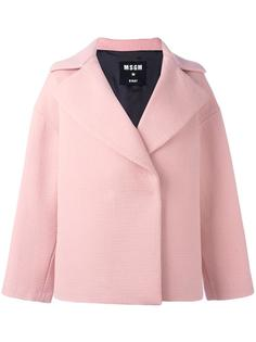 пальто 'Cosy' MSGM