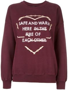 толстовка 'Safe and Warm'  Each X Other