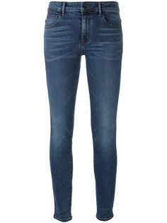 джинсы скинни Helmut Lang