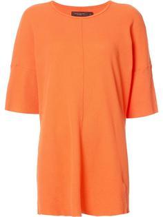 oversized thermal T-shirt Daniel Patrick