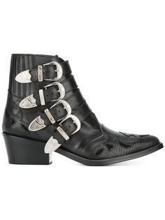 ботинки с пряжками Toga