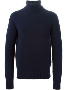 свитер с высоким горлом Ami Alexandre Mattiussi