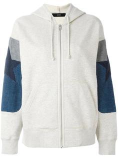 'Faves' zipped hoodie Diesel