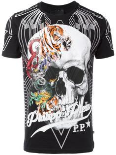 футболка 'Animals' Philipp Plein