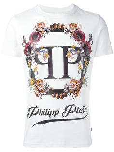 футболка 'Pleins' Philipp Plein