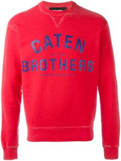 Caten Brothers sweatshirt  Dsquared2
